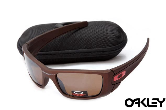 Oakley fuel cell sunglasses in earth brown and transitions VR50
