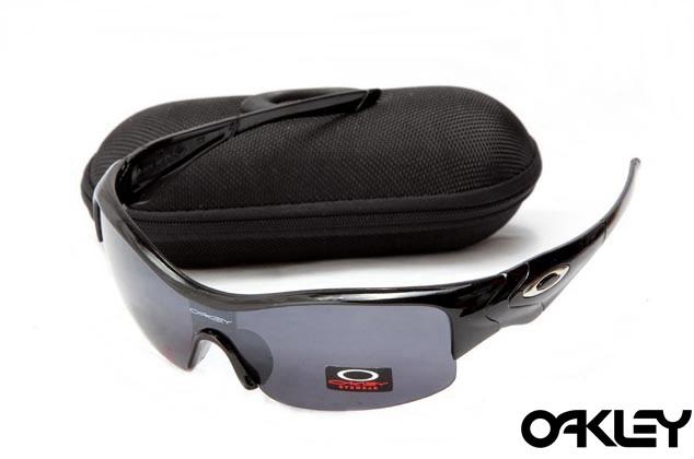Oakley straight jacket sunglass polished black and black iridium