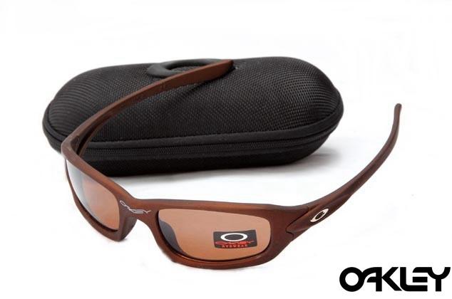 Oakley xs fives matte earth brown and VR28 iridium
