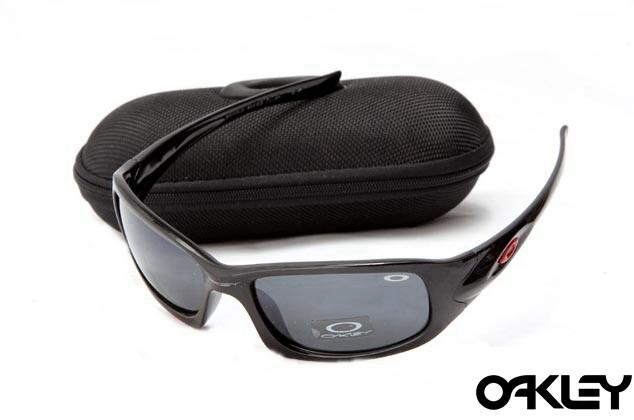 Oakley xs fives polished black and black iridium