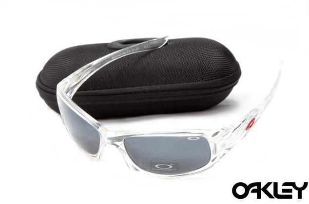 Oakley xs fives clear and black iridium