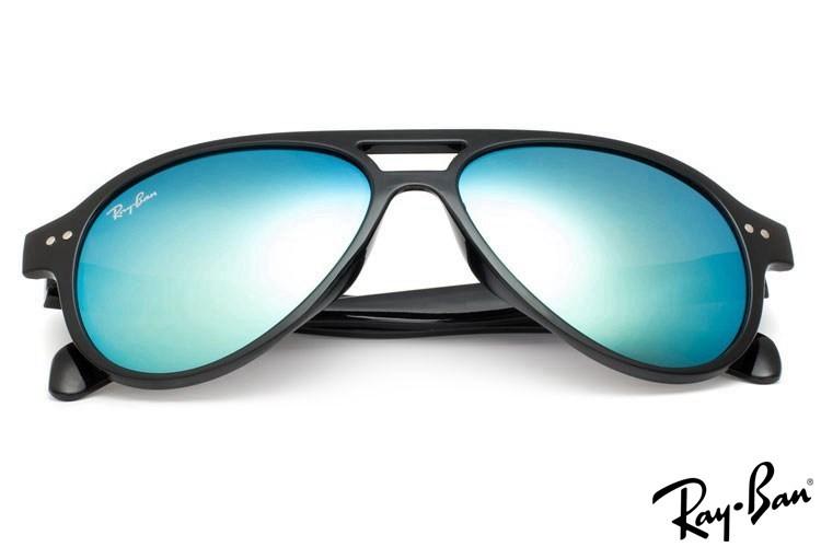 Ray Ban RB1091 Sunglasses Cats 5000 Black Sunglasses