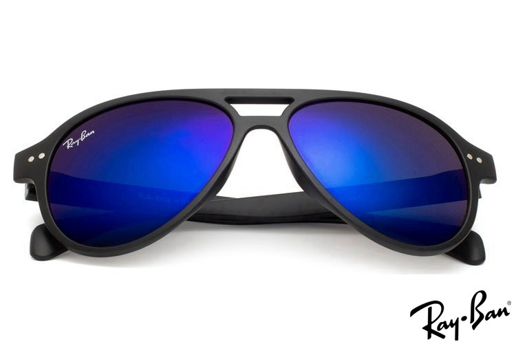 Ray Ban RB1091 Cats 5000 Black Sunglasses sale
