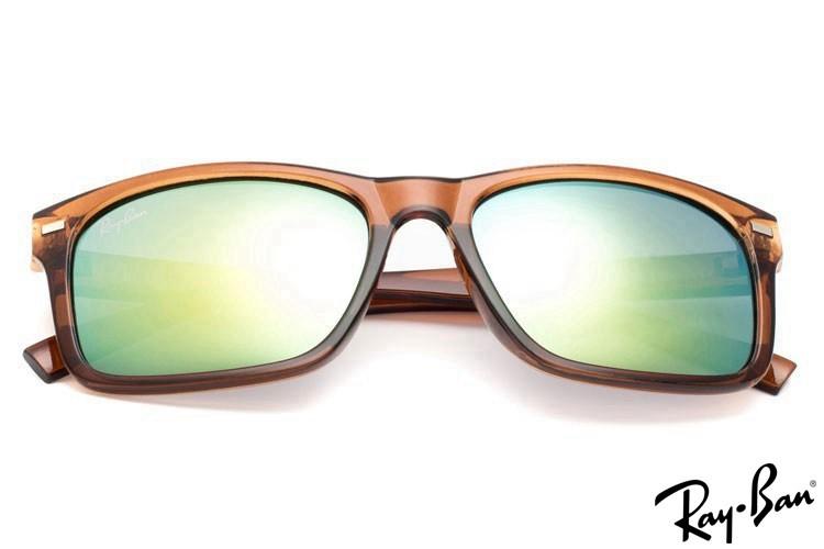 Ray Ban RB20251 Wayfarer Brown Sunglasses