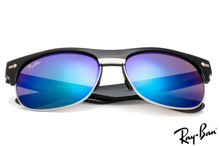 Ray Ban RB20257 Clubmaster Flash Lenses