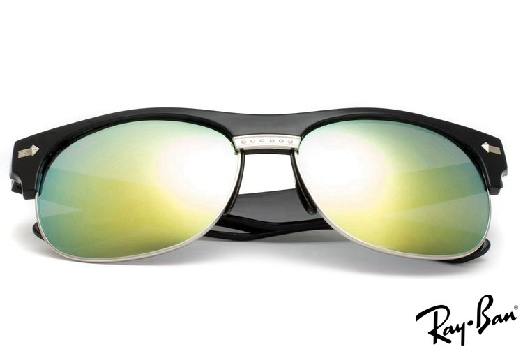 Ray Ban RB20257 Clubmaster Black Sunglasses sale