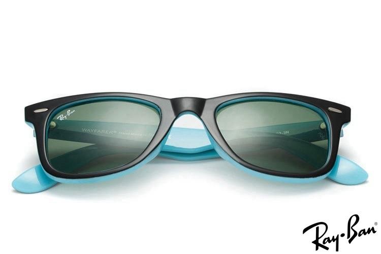 RayBans RB2140 Original Wayfarer Classic Black Sunglasses
