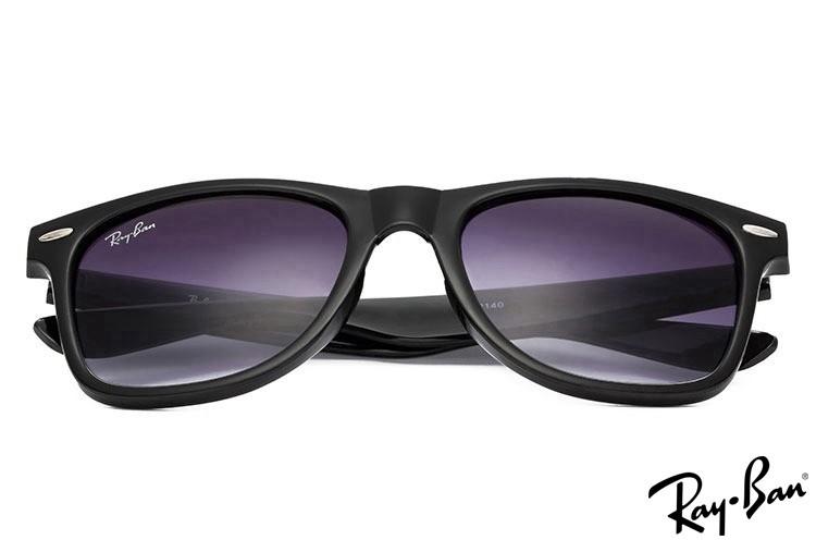 Ray Ban RB2140 Wayfarer Classic Black Sunglasses