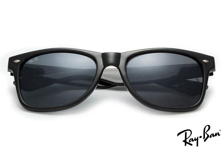 Ray Ban RB2140 Original Wayfarer Classic Black Sunglasses