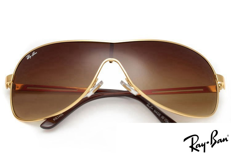 Ray Ban RB3466 Highstreet Gold online