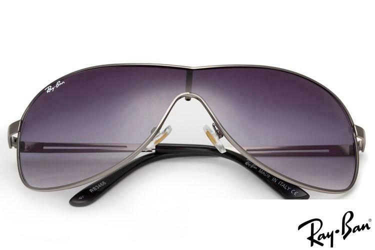 Ray Ban Sunglasses RB3466 Highstreet Grey