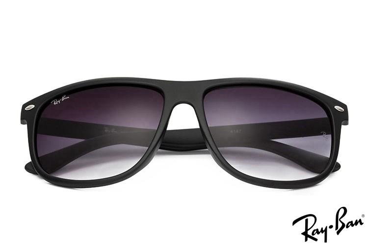 Ray Ban RB4147 Wayfarer Black Sunglasses