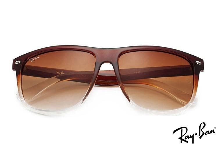 Ray Ban RB4147 Wayfarer Brown Sunglasses