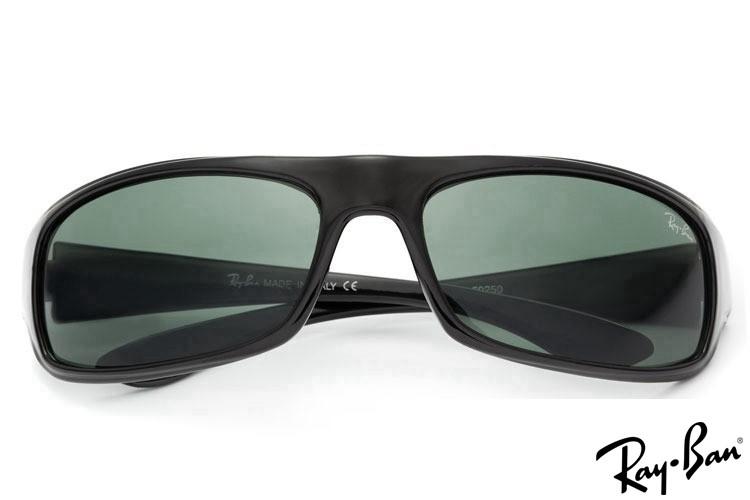 Ray Ban RB4176 Active Sunglasses Black