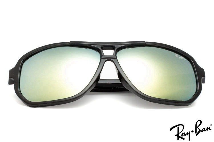 Ray Bans RB5819 Sunglasses Highstreet Black