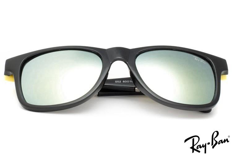 Ray Bans RB7388 Wayfarer Black Sunglasses