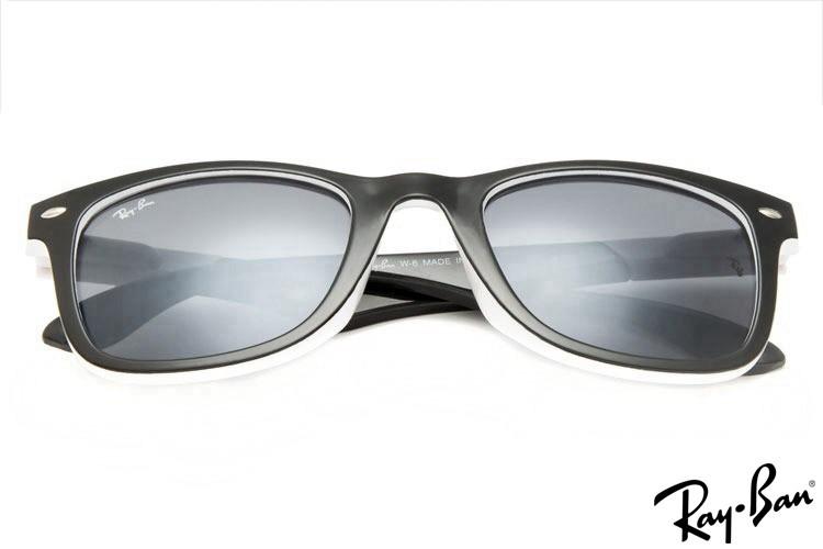 Ray Ban RB7788 Wayfarer Black Sunglasses