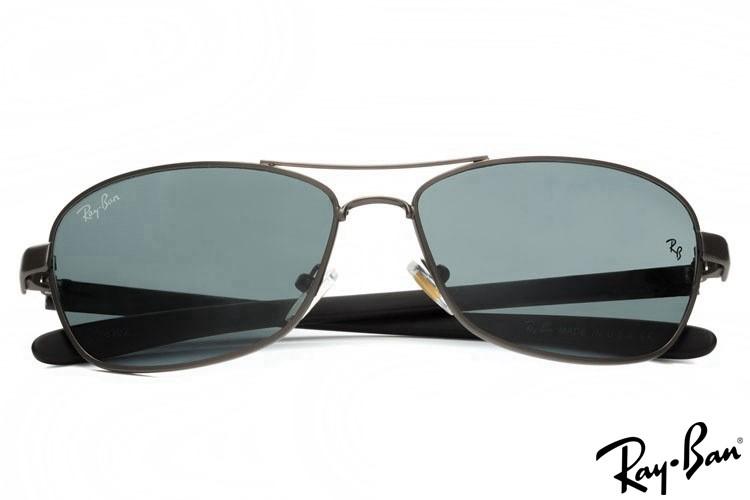 Ray Ban RB8302 Tech Carbon Fibre Grey Sunglasses