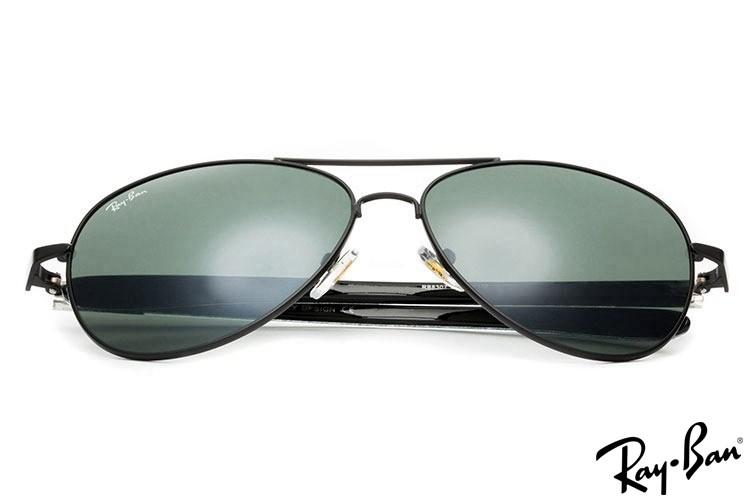 Ray Ban RB8307 Tech Carbon Fibre Black Sunglasses online