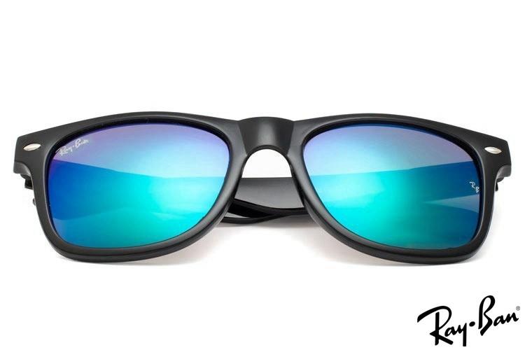 Ray Bans RB8381 Wayfarer Black Sunglasses