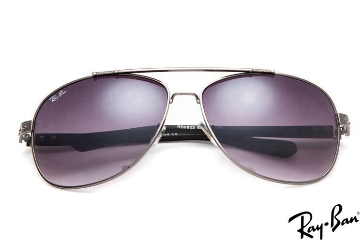 Ray Ban RB8822 Tech Grey Sunglasses