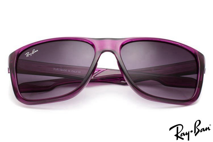 Ray Bans RB9122 Justin Purple Sunglasses