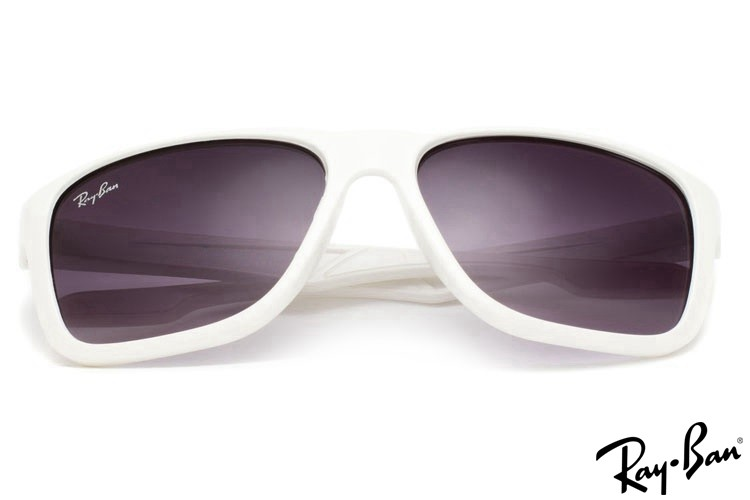 Ray Bans RB9122 Justin White Sunglasses