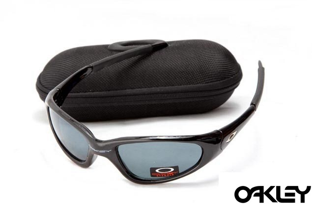 Oakley minute polished black and orion blue