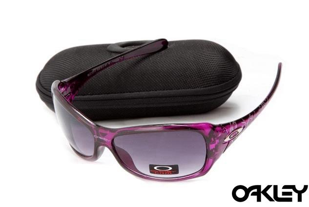 Oakley necessity tortoise pink and violet ridium