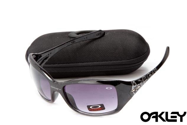 Oakley necessity polished and violet ridium
