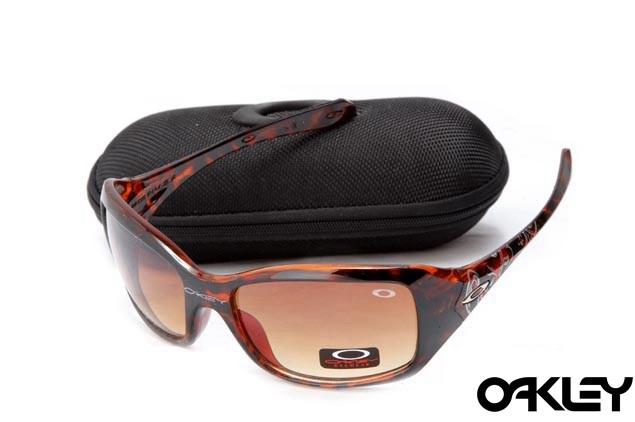 Oakley necessity tortoise brown and VR50 brown gradient