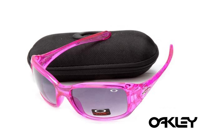 Oakley necessity pink and mauve iridium