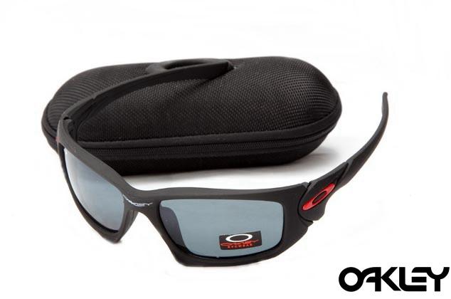 Oakley scalpel sunglasses in matte black and grey for sale