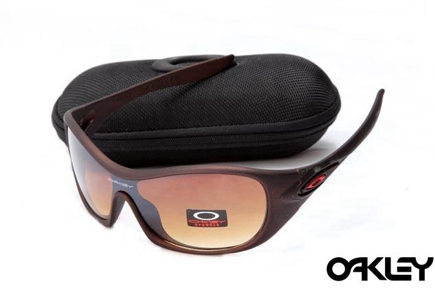 Oakley speechless dark brown and VR50 brown