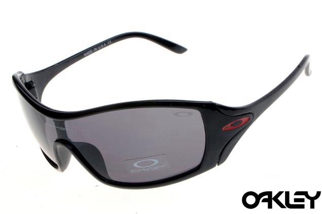Oakley dart matte black and clear black iridium for sale