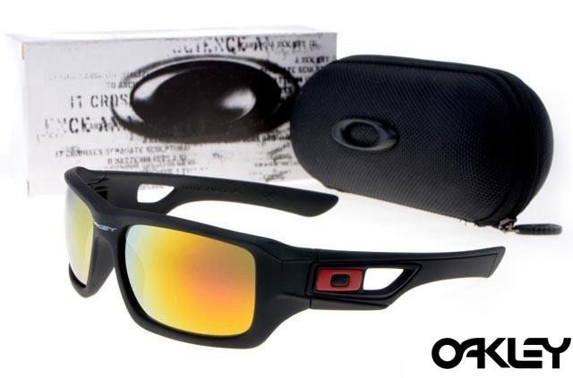 Oakley eyepatch 2 matte black and ruby ridium