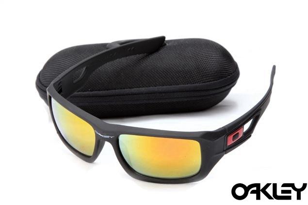 Oakley eyepatch 2 matte black and fire iridium online