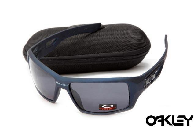 Oakley eyepatch 2 matte blue and black iridium