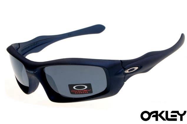 Oakley monster pup artesian blue and black iridium