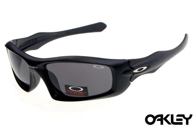 Oakley monster pup matte black and black iridium