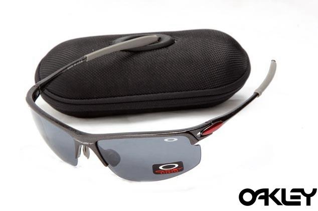 Oakley razrwire nbt sunglasses in black and black iridium
