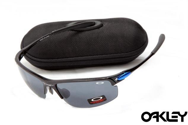Oakley razrwire nbt sunglasses in black and black iridium for usa