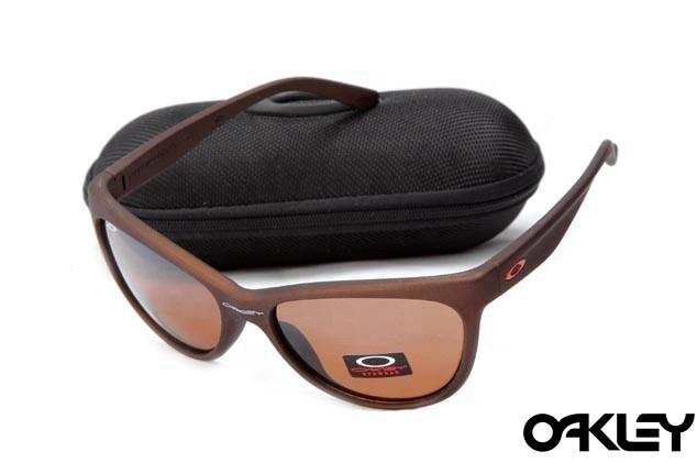 Oakley fringe matte earth brown and VR28 iridium