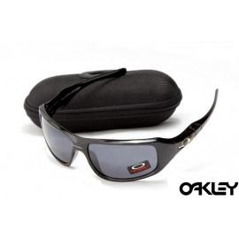 Oakley c six sunglasses in polished black and black iridium