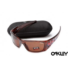 Oakley fuel cell sunglasses in brown tortoise and VR50 photochromic vented