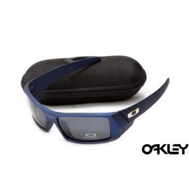 Oakley gascan sunglasses in nave blue and black iridium