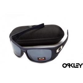 Oakley hijinx sunglasses in matte black and black iridium sale