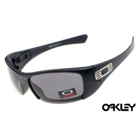 Oakley hijinx sunglasses in matte black and grey iridium