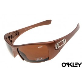 Oakley hijinx sunglasses in earth brown and VR28 online