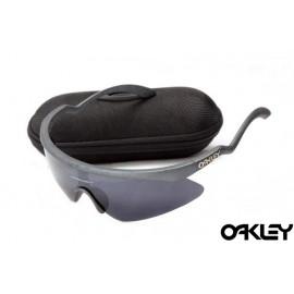 Oakley m frame sunglasses in orion blue and black iridium online